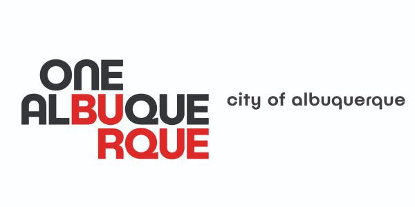 The One ABQ mobile app logo.
