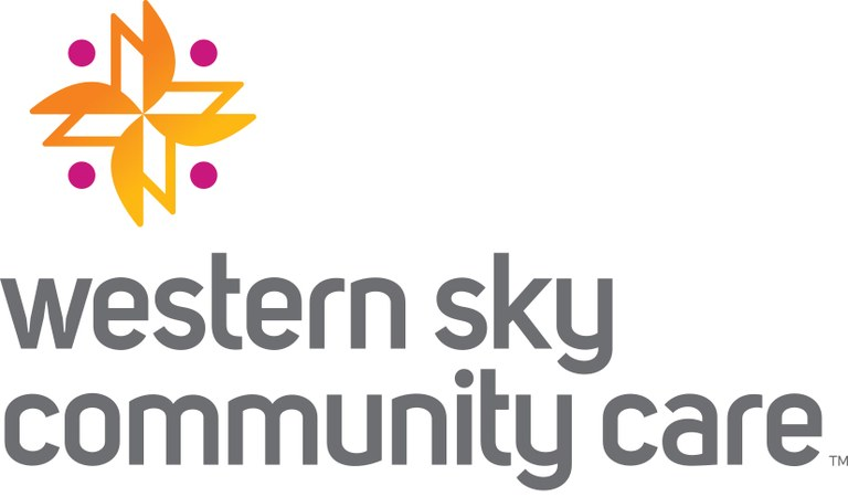 Western Sky Community Care Logo