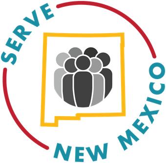 Serve New Mexico Logo