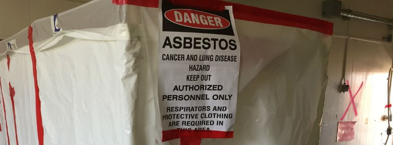 The City of Albuquerque works to protect our community from the dangers of asbestos.