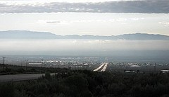 Inversion Layer over Albuquerque