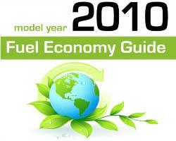 2010 Fuel Economy Guide