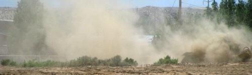 Fugitive Dust Short