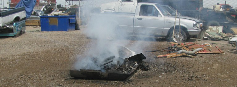 The City of Albuquerque works to protect our community from the dangers of open burning.