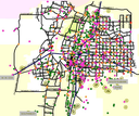 Air pollution sources in Albuquerque