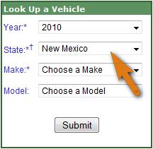 Green vehicle tool