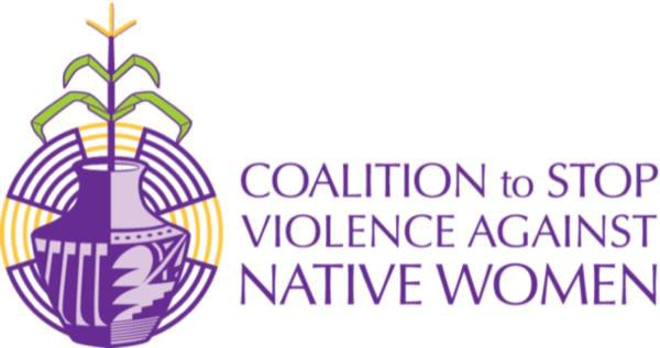 The Coalition to Stop Violence Against Native Women logo.