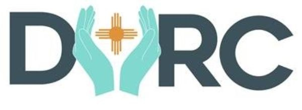 A jpg of the Domestic Violence Resource Center Logo.