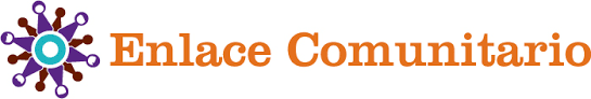 The Enlace Comunitario Logo.