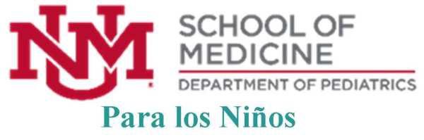 The logo for Para Los Ninos.