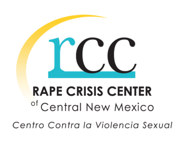 The logo for Rape Crisis Center of Central New Mexico