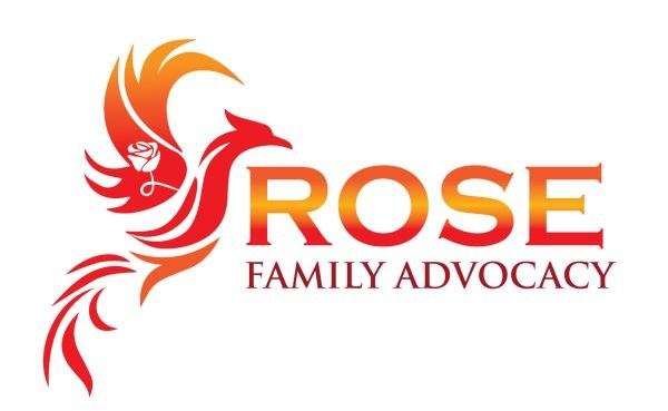 Rose Family Advocacy Logo