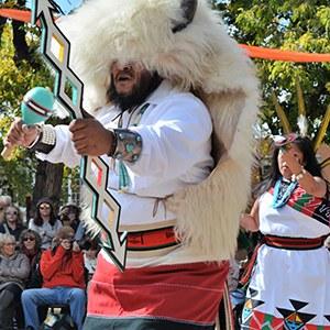 Acoma Pueblo Enchangment Dancers