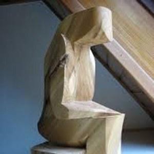 Carlos Marez, Wood Carving