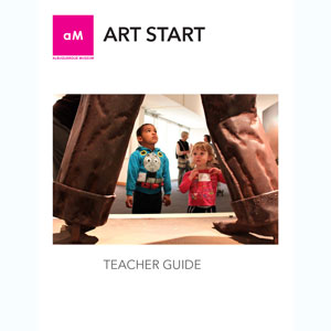 Art Start Teacher Guide Cover