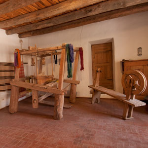 Casa San Ysidro Weaving