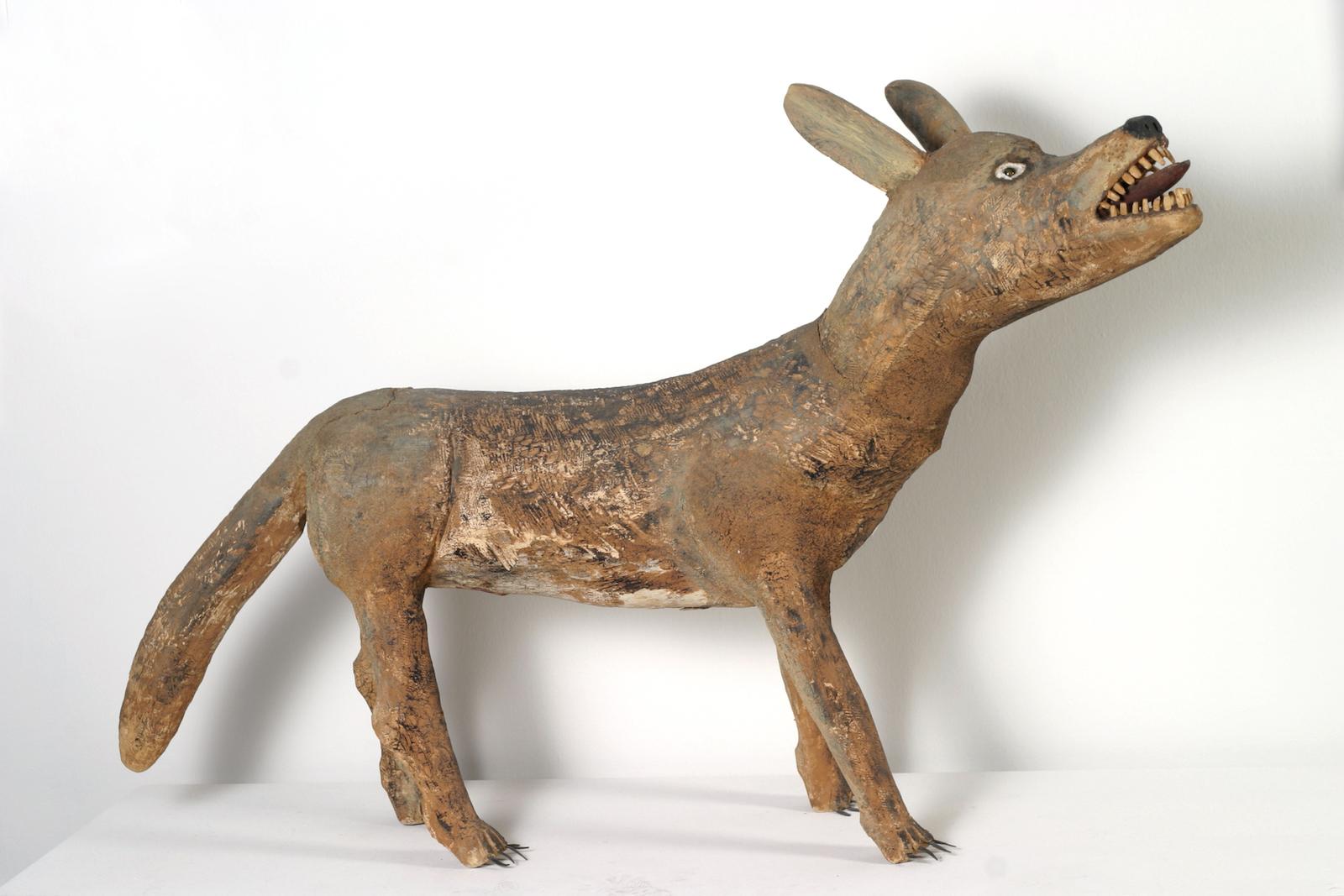 Felipe Archuleta, Coyote
