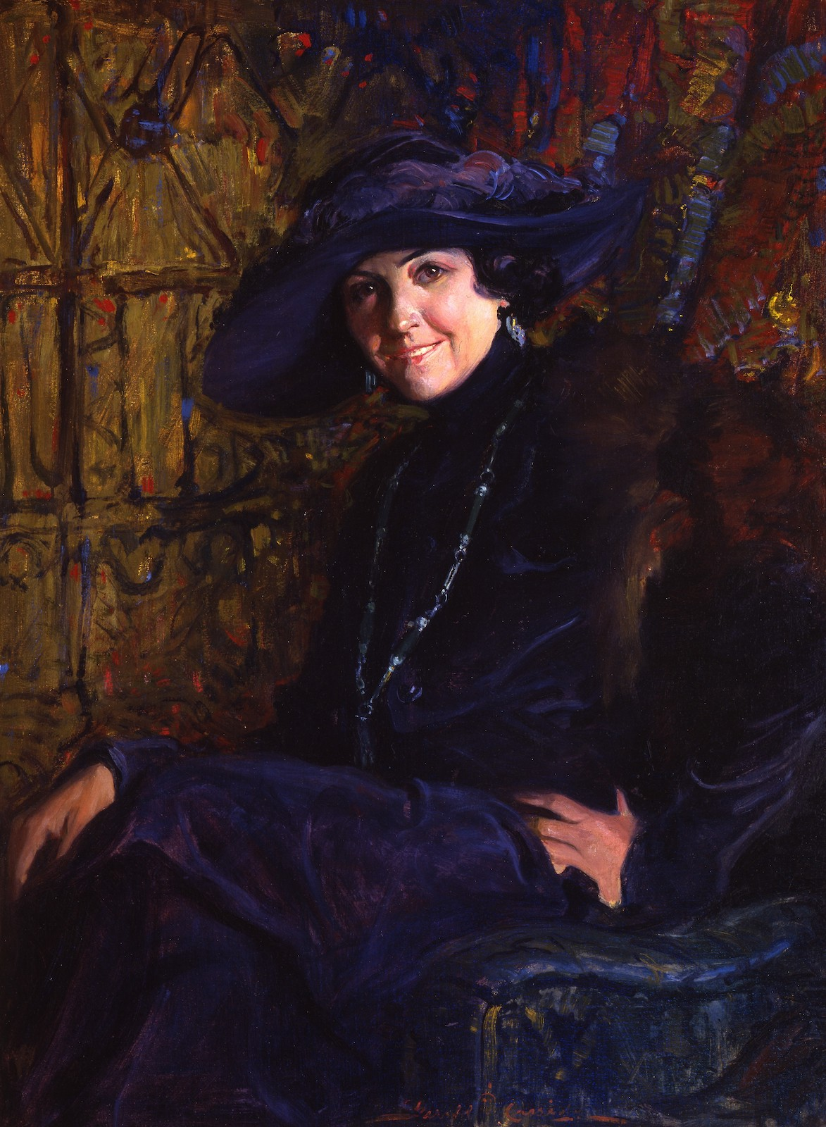 Gerald Cassidy, Grace