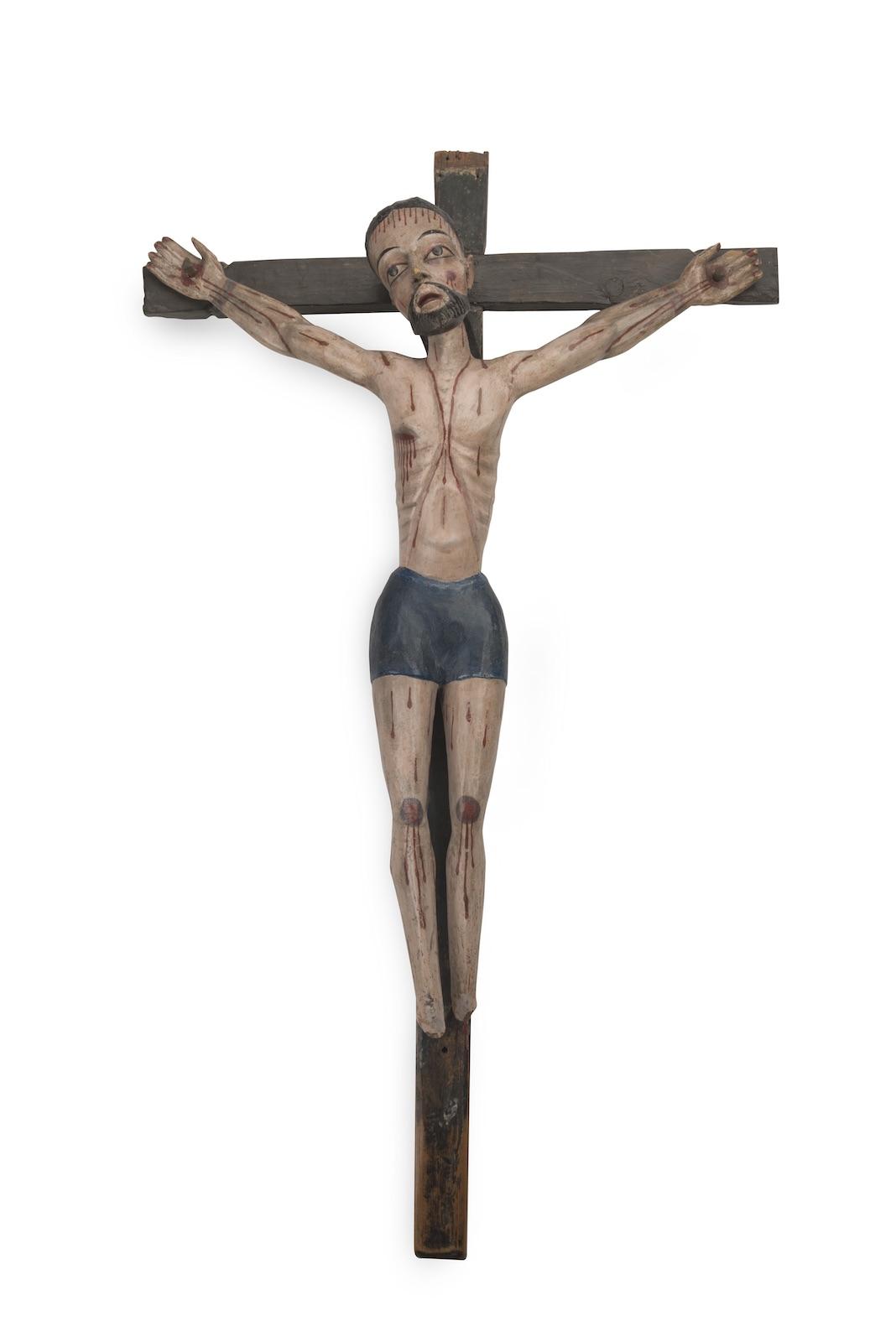 José Rafael Aragón, Cristo Crucificado