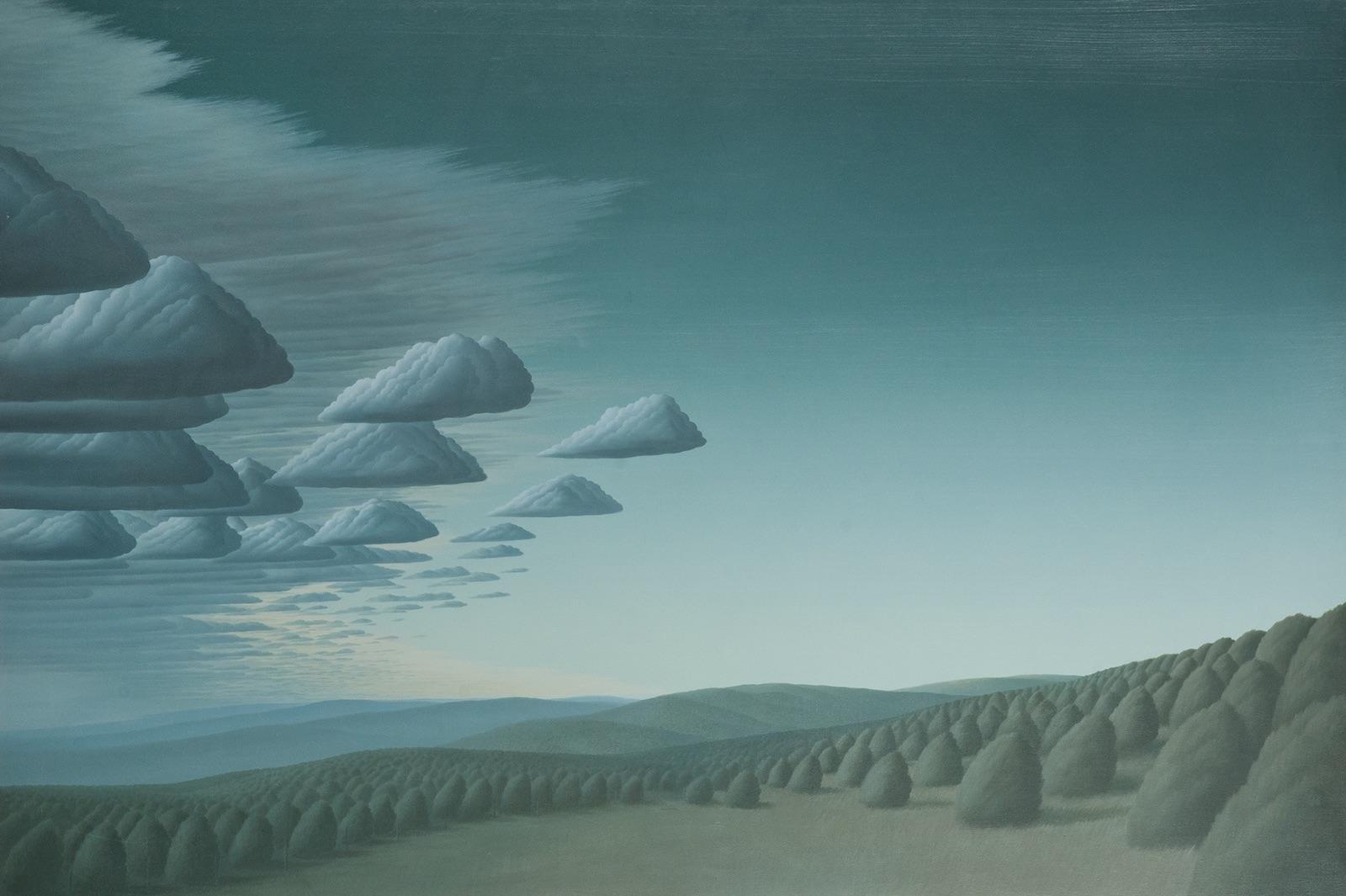 Bruce Lowney, Approaching Storm