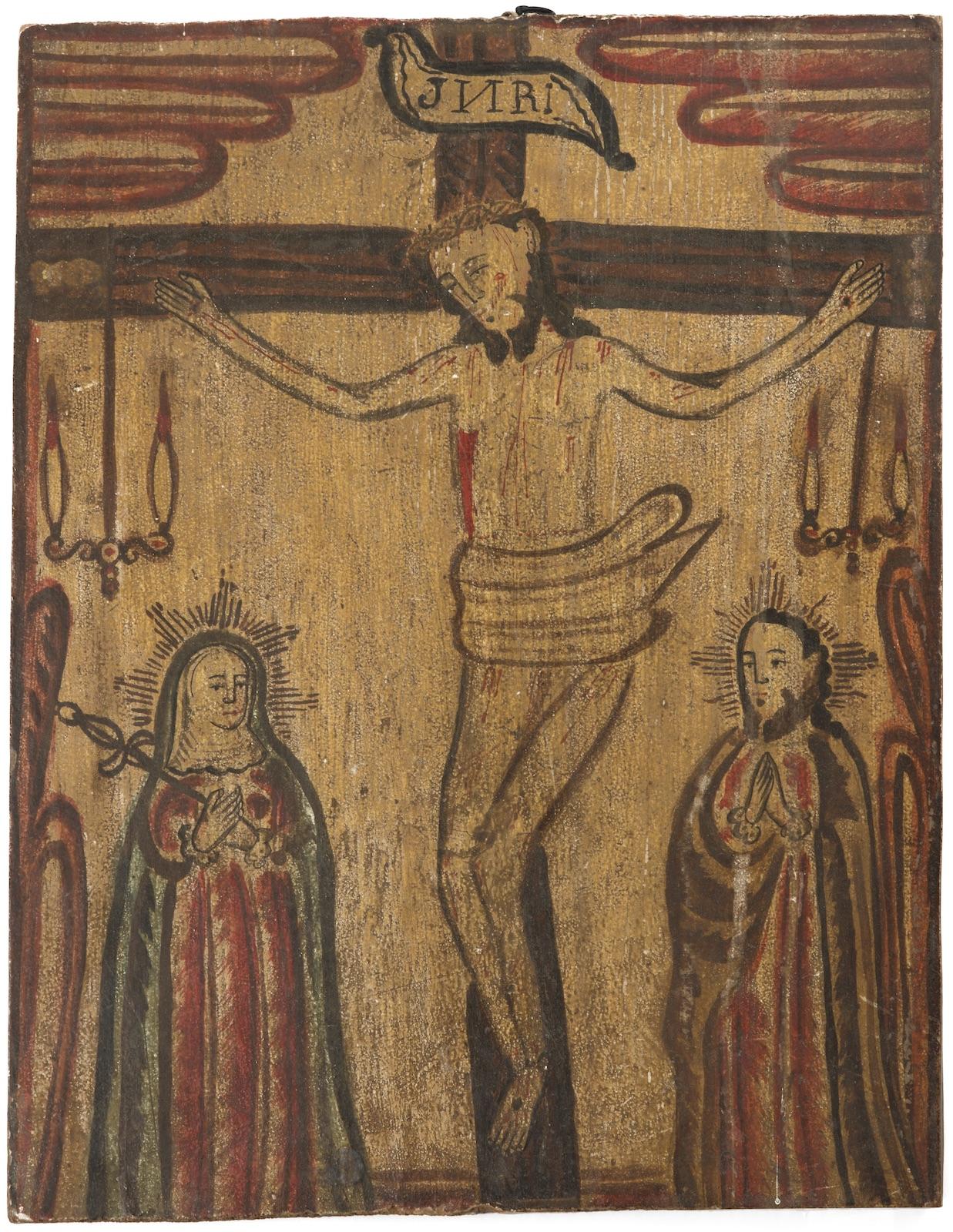 Antonio Molleno, Cristo Crucificado
