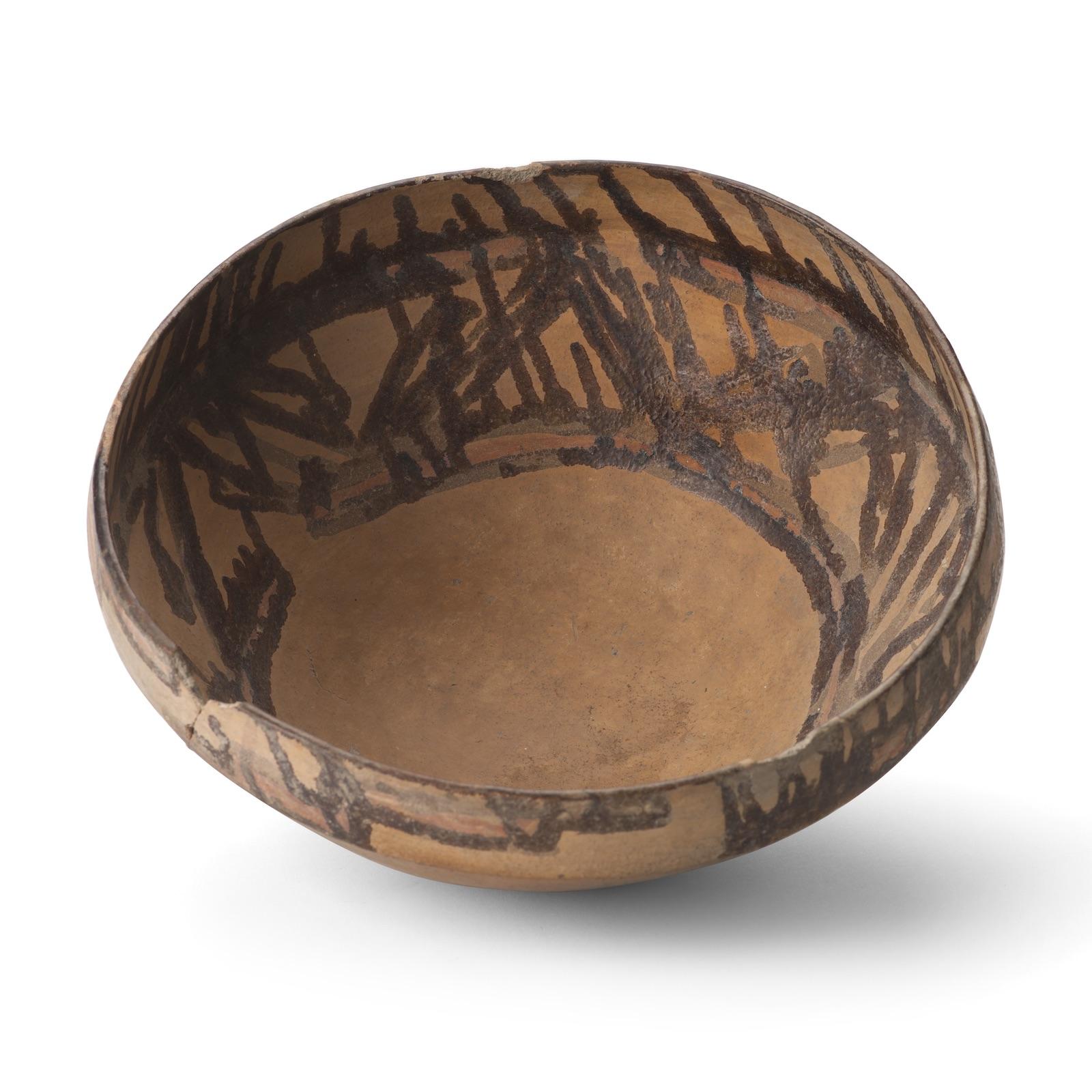 Unidentified artist, Puaray or Kotyiti Glaze Polychrome Bowl