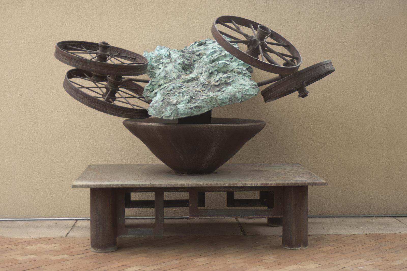 sculpture garden 2020