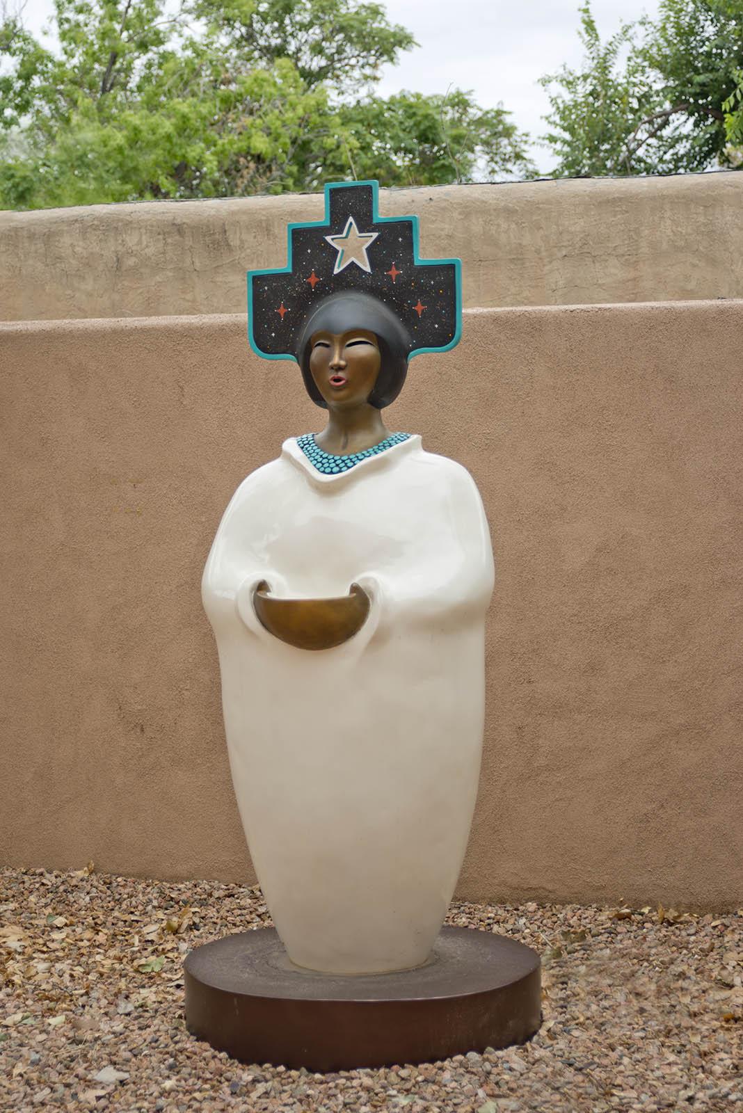 Estella Loretto, Earth Mother, Offerings For A Good Life (No Wa Mu Stio)