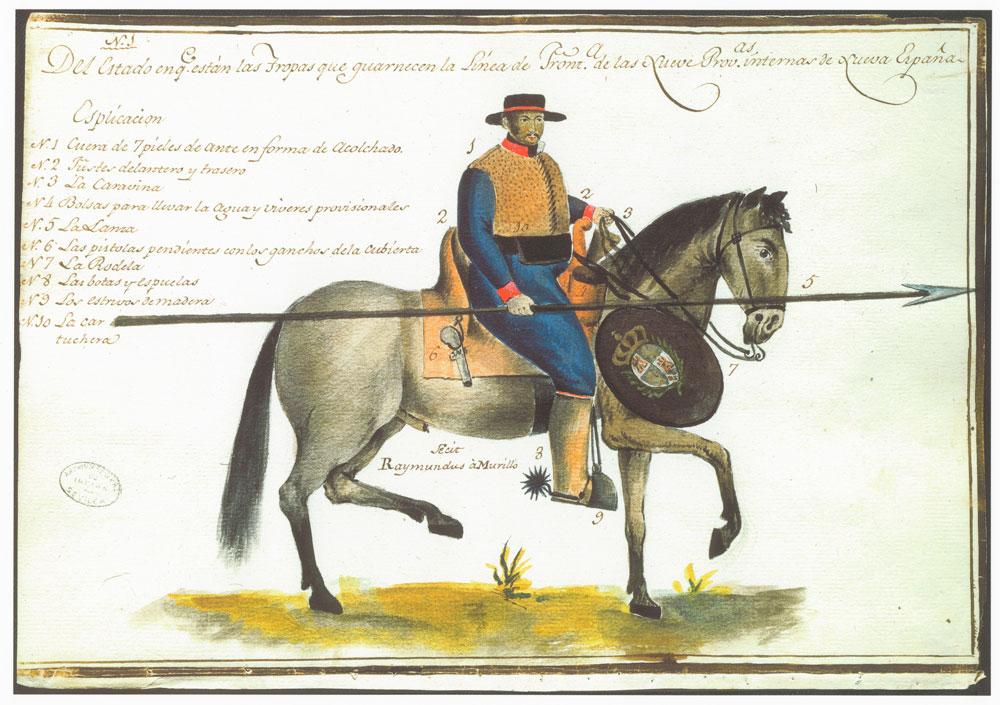 Soldier, Ramón de Murillo