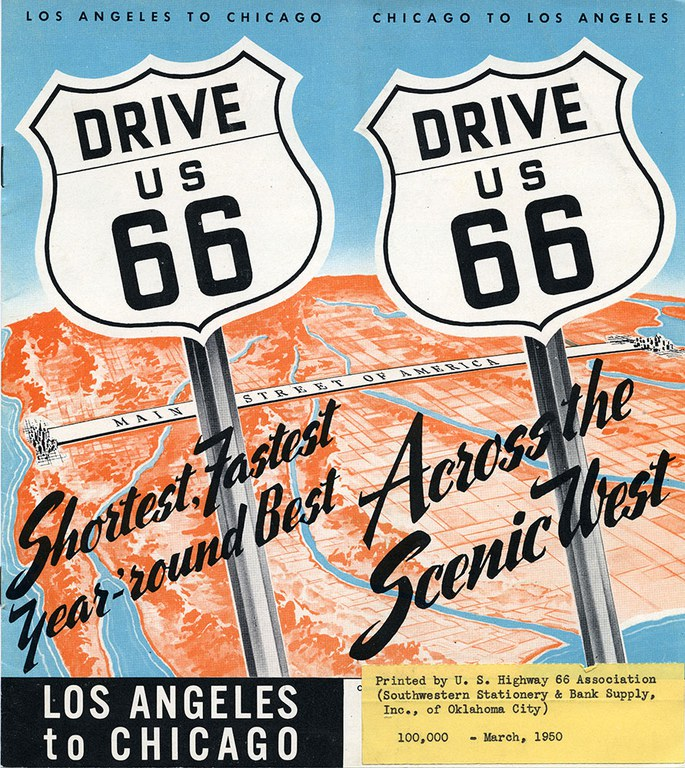 Route 66 - 10 Drive