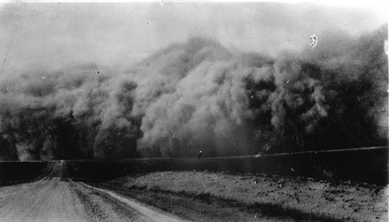 Route 66 - 13 Dust