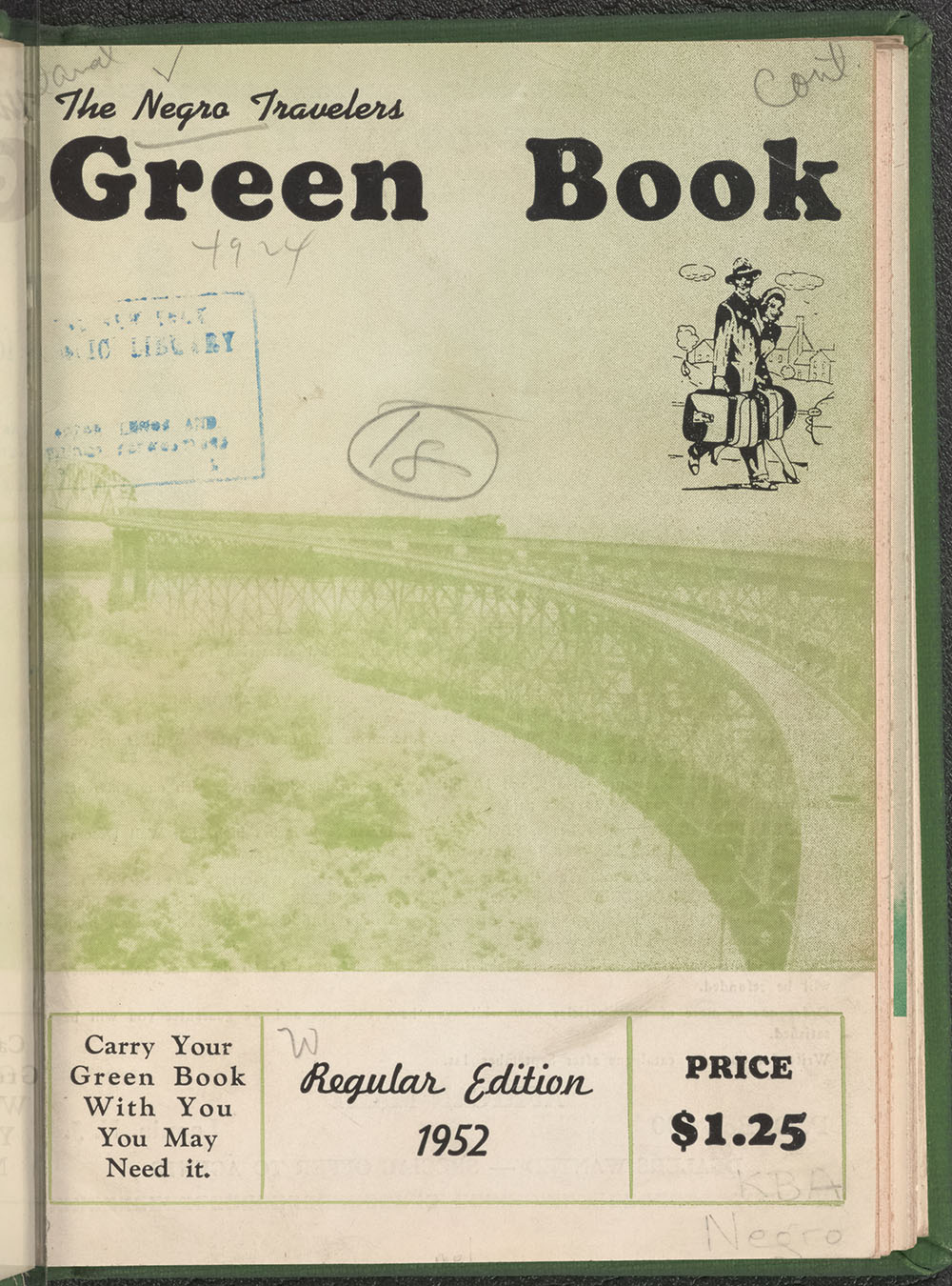 Route 66 - 16 Green Book