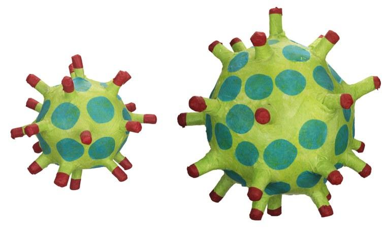 Coronavirus Pinatas