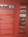Route 66 - 20 License Plates