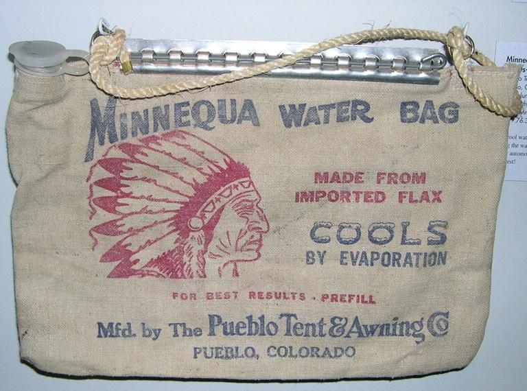 Route 66 - 24 Minnequa Water Bag