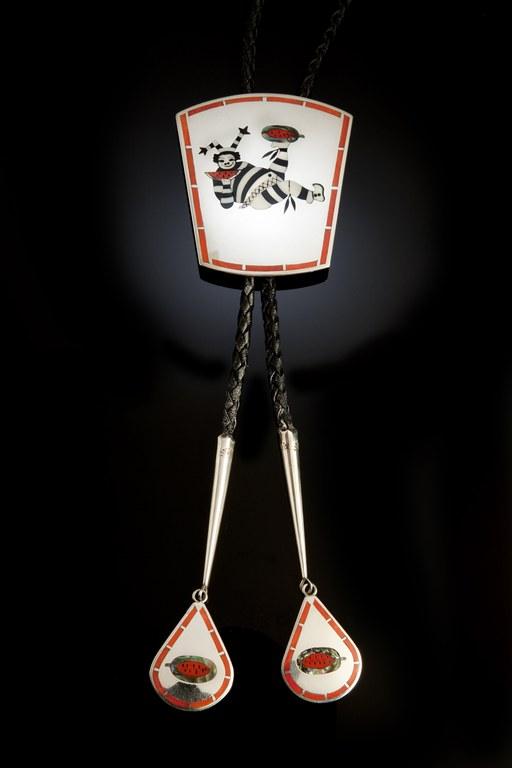 Native America Bolo Tie
