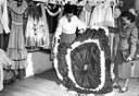 Fiesta dresses, 1951