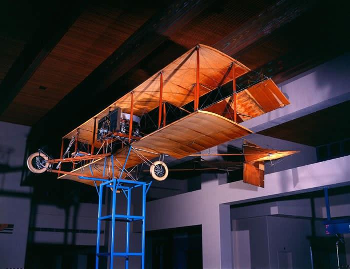 Ingram/Foster Biplane