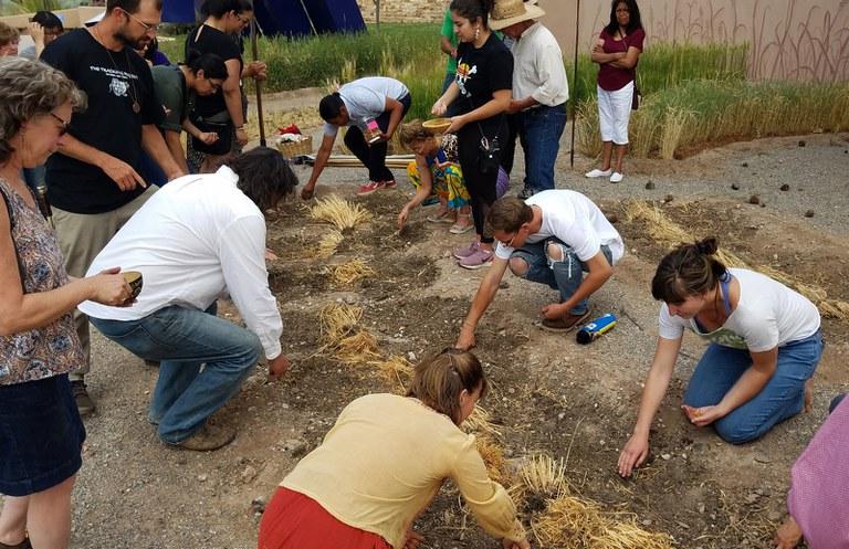 2019 Garden Community Planting
