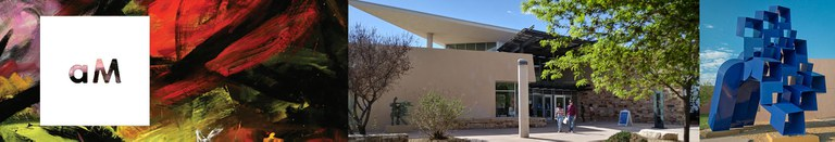 Main Albuquerque Museum Department Banner