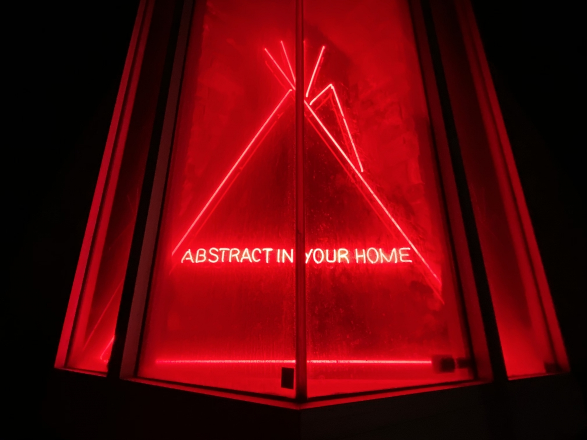 Neal Ambrose-Smith, Abstract in Your Home