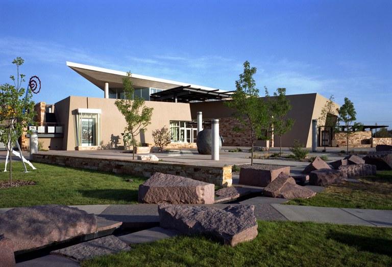 Albuquerque Museum exterior