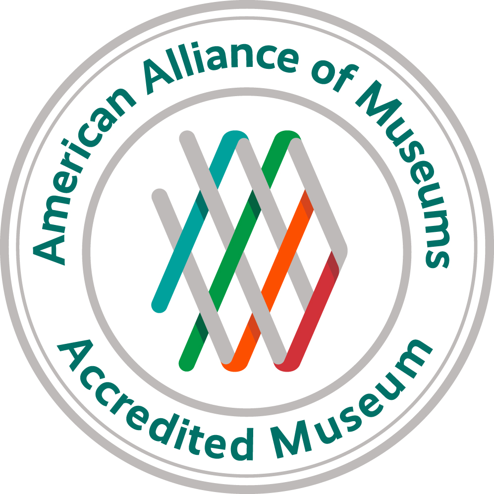 AAM Accredited Museum logo