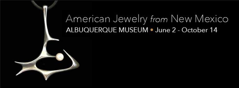 American Jewelry from New Mexico banner