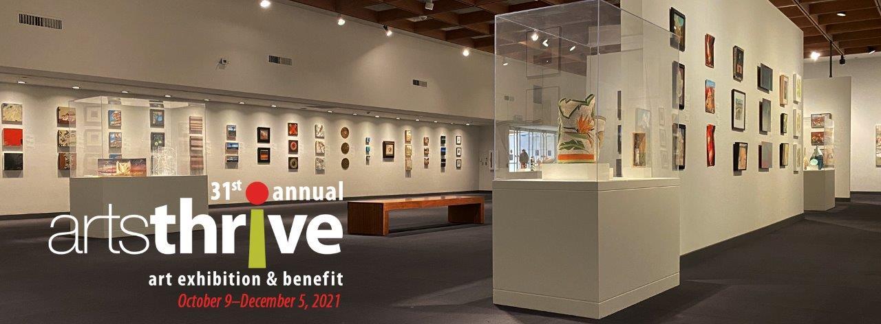 ArtsThrive 2020 banner