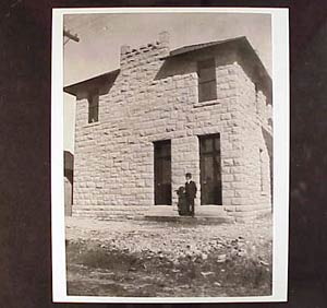 Bernalillo County Jail, C. 1910Rio Grande Boulevard and Central1980.070.002Gift of Phyliss Kirk