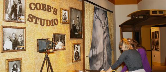 Only in Albuquerque - Cobb's Studio