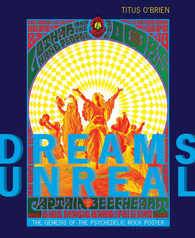 Dreams Unreal published by UNM Press