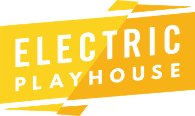 Electric Playhouse logo yellow