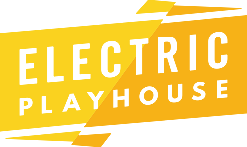 Electric Playhouse logo yellow